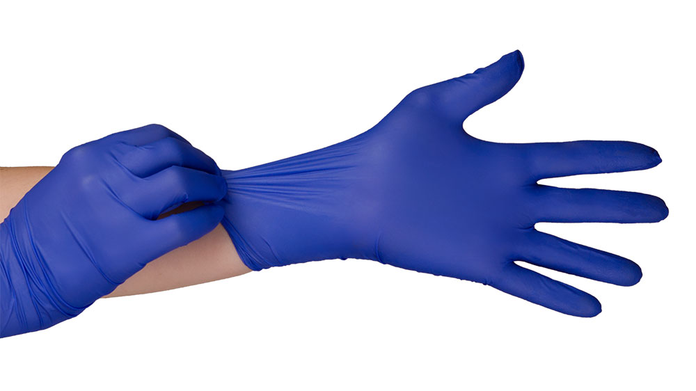FreeStyle1100 Accelerator-Free Nitrile Gloves