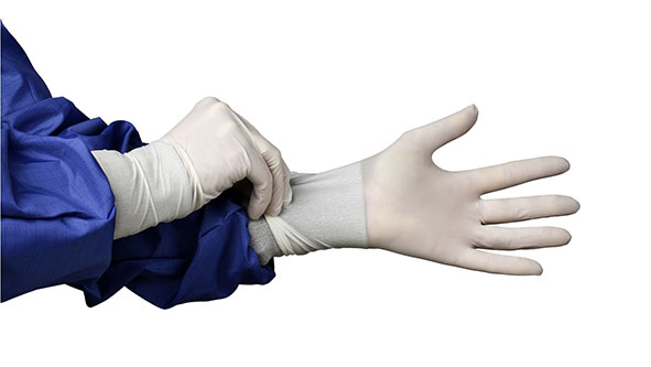 HandPRO 7900 Accelerator-Free Nitrile Controlled Environment Gloves