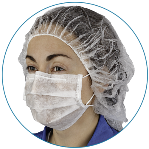 HGI Cleanroom Face Masks