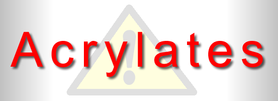 Acrylates Dental Office Hazard