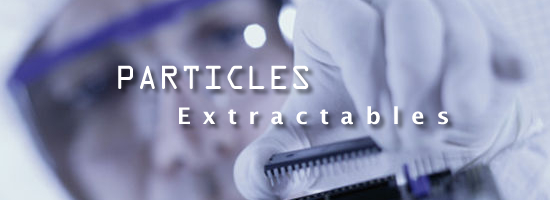 Cleanroom Gloves - Particles, Extractables and Selection