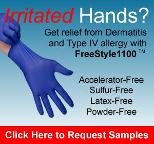 Understanding Glove-Related Contact Dermatitis   Hourglass