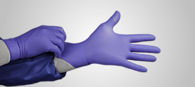 HandPRO Series 1750 Controlled Environment Nitrile Gloves