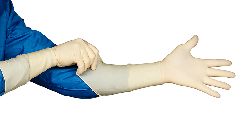 HandPRO 614000 Sterile Latex Clean Class 100 Gloves