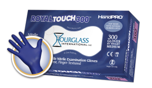 RoyalTouch300 Nitrile Exam Gloves