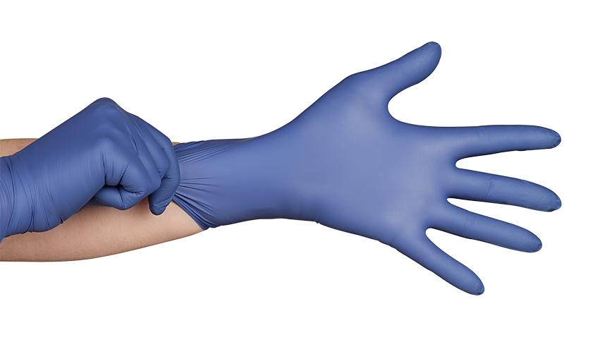 Scion700 Accelerator-Free Nitrile Exam Gloves